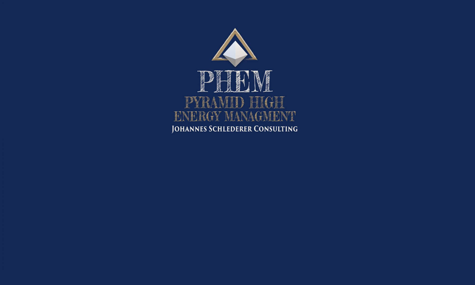 PHEM ~ Pyramid High Energy Management